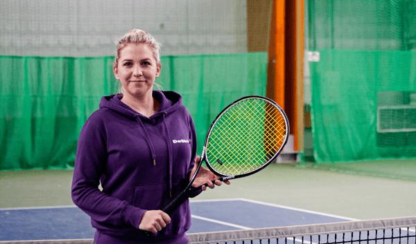 tenis dominika kadra wts deski