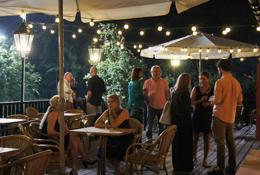 Otwarcie kawiarni Fest Port Czerniakowski