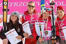 Zosia Zdort zajęła 4 miejsce!