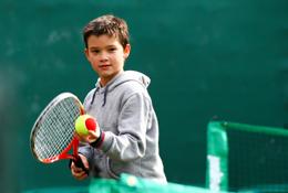 Półkolonie tenisowe