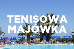 Tenisowa majówka na Korfu