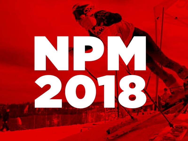 npm 2018