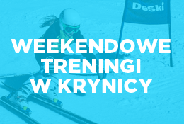 Weekendowe treningi w Krynicy