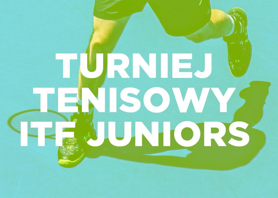 turniej tenisowy juniors