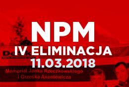 Wyjazd NPM 08-11/03/2018