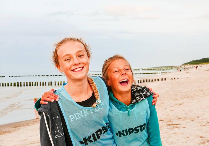 obozy dla dzieci windsurfing