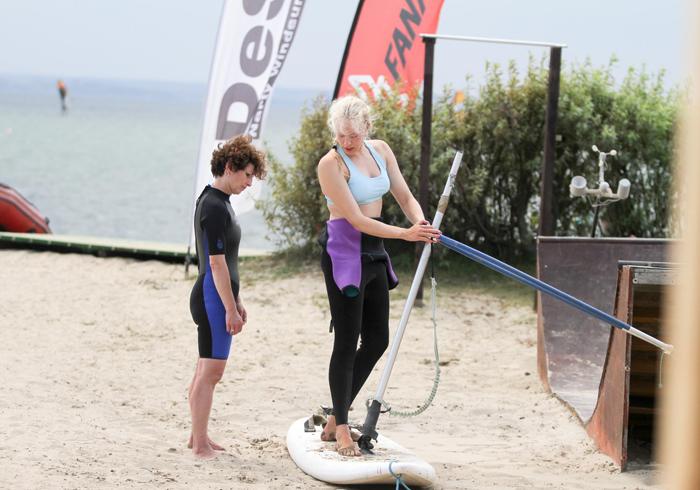szkolenia indywidualne windsurfing wts deski