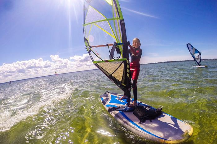 obozy windsurfingowe dla dzieci wts deski