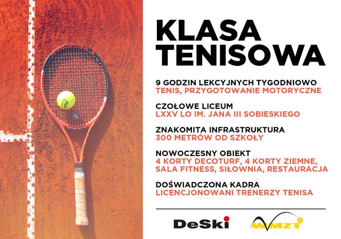 tenis deski klasa slider