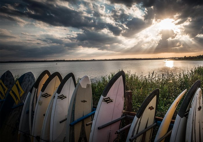 obóz kitesurfingowy