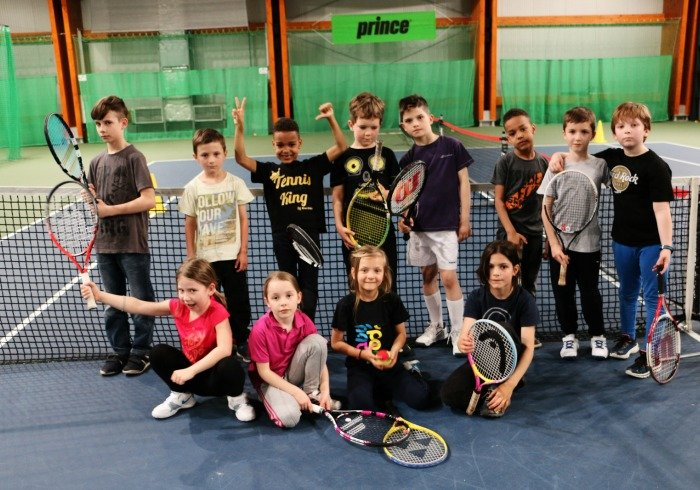 tenis warszawa dzieci