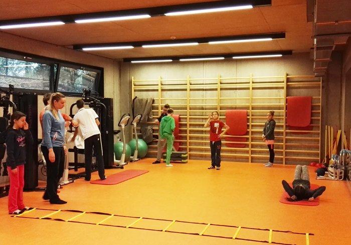 trening sportowy sobota warszawa