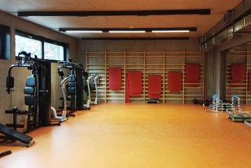 siłownia fitness sala