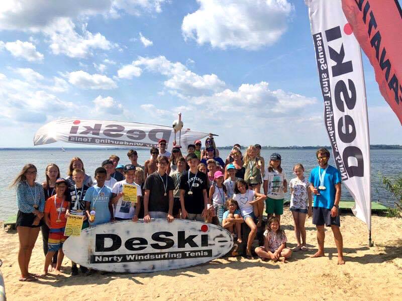 obozy windsurfingowe na helu