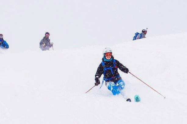 trener narciarstwa