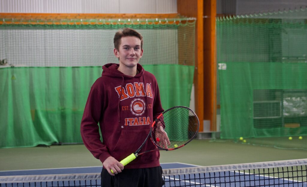 trener tenisa
