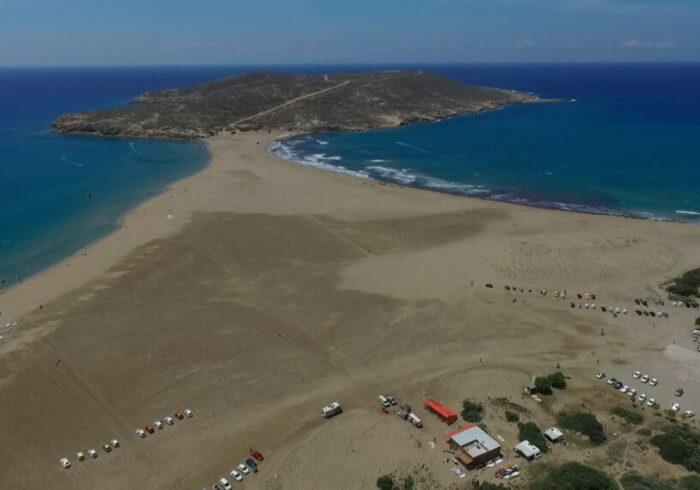 oboz windsurfingowy rodos