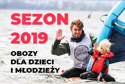 Sezon 2019 w Bazie WTS DESKI