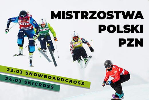 MP Skicross i Snowboardcross