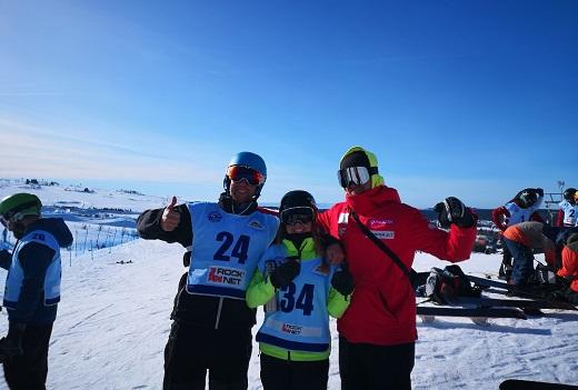 Sukces w snowboardcrossie