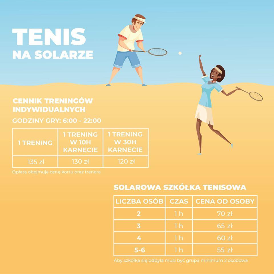 tenis na półwyspie