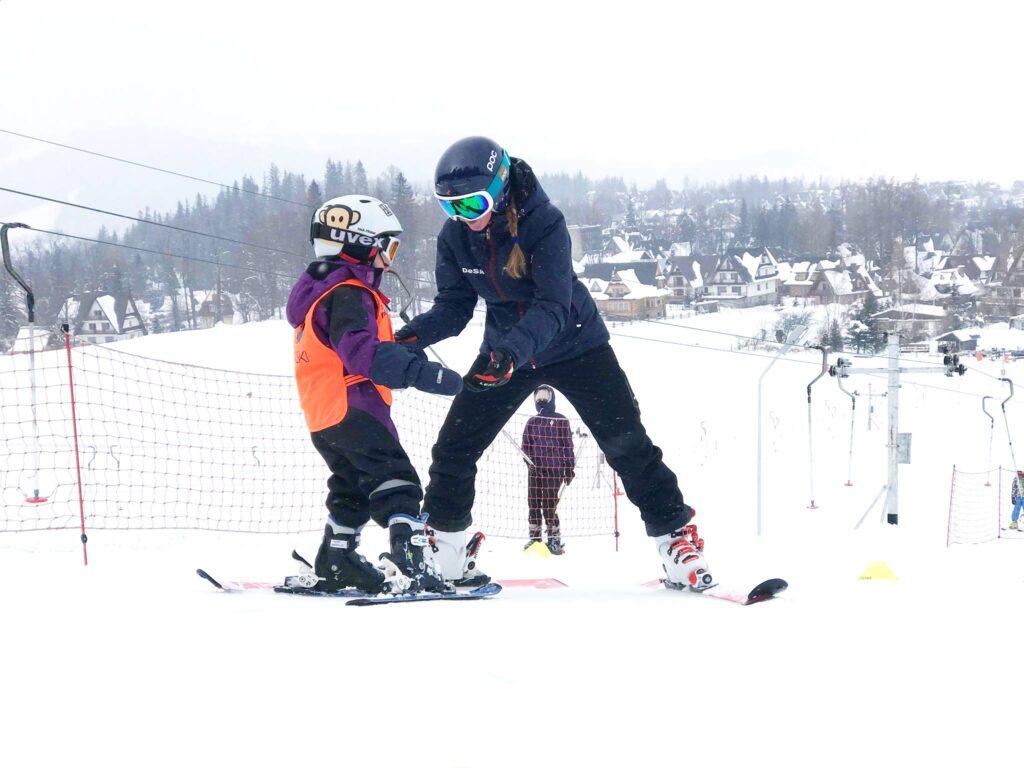 narciarskie wyjazdy rodzinne deski