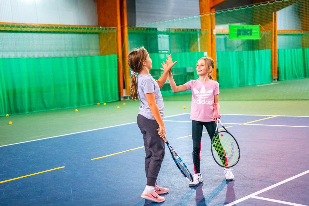 szkoła tenisa deski