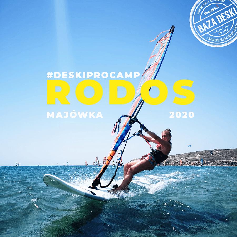 obóz windsurfingowy za granicą