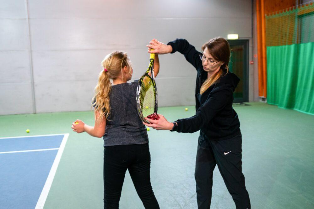 indywidualne lekcje tenisa