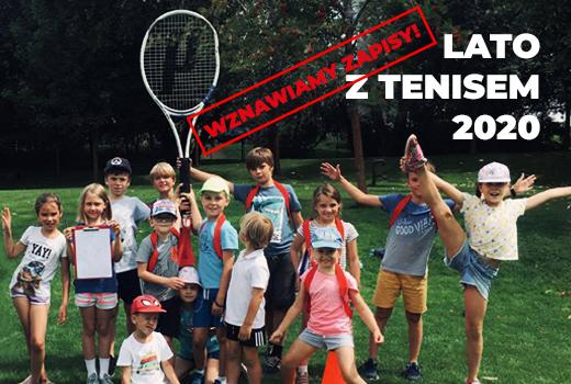 Obozy i półkolonie tenisowe