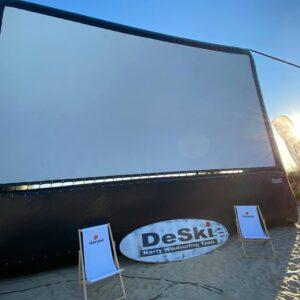 kino wakacyjne na solarze
