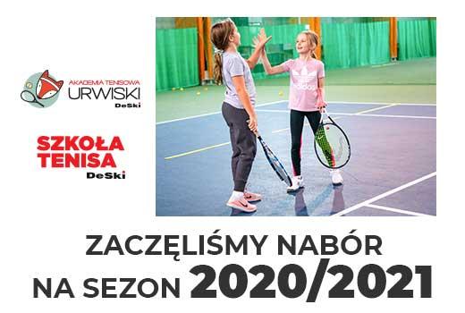 Nabór na sezon 2020/2021