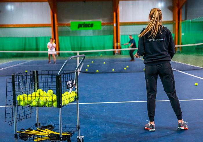 tenis dla dorosłych