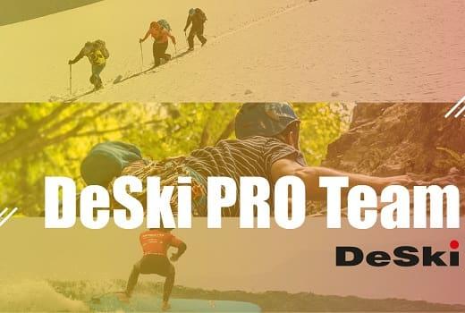 Pierwszy trening DeSki PRO Team