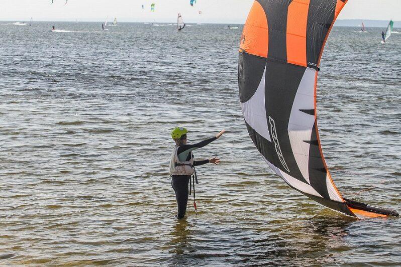 szkoła kitesurfingu deski