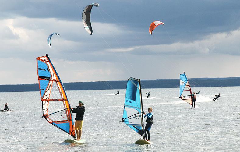 półkolonie windsurfingowo kitesurfingowe