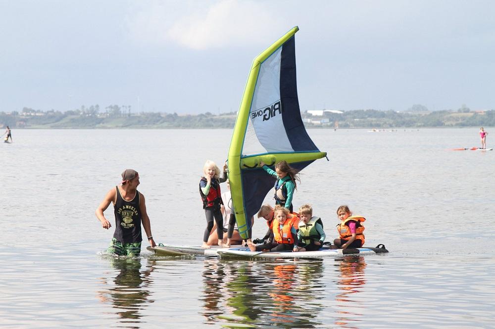 półkolonie windsurfigowe