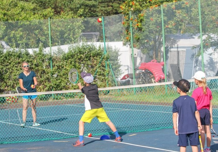 tenis na solarze