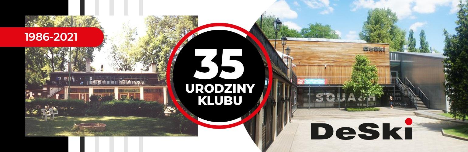 35 urodziny klubu deski
